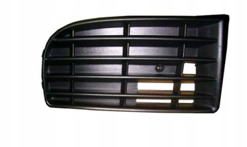 vw golf v 03-10 состояние новое дефлектор решетка бампер правая сторона - фото