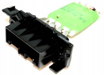 citroen jumper 2006-2014 резистор воздуходувки - фото