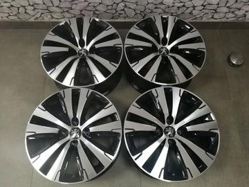 комплект диска peugeot 208 408 3008 5008 i gen 17'' - фото