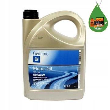 opel gm 5w30 dexos2 5l - w-wa brodno - фото