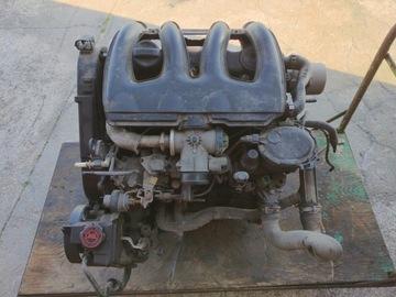 грузовой berlingo 1,9d двигатель комплектный dw8 197tys - фото