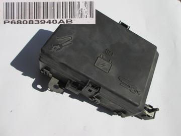 dodge charger 2013 год 3.6 блок предохранителей - фото