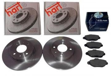 диски колодки fiat seicento cinquecento l7e - фото