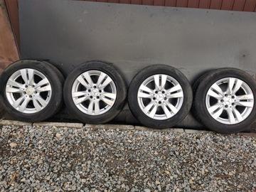 диски алюминиевые mercedes е-класс w212 16x8 et46 - фото