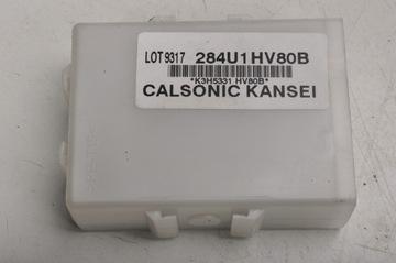 nissan qashqai ii j11 модуль блок управления 284u1hv80b - фото