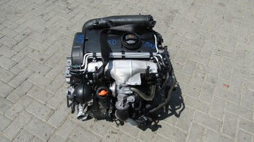 vw seat skoda двигатель 2.0 tdi bkd комплектный #@# - фото