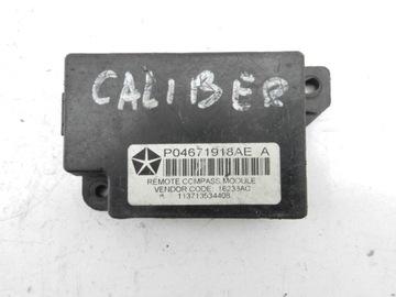 блок управления блок управления навигации dodge caliber - фото