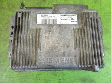 компьютер блок управления мотора renault safrane ii 2.0 - фото