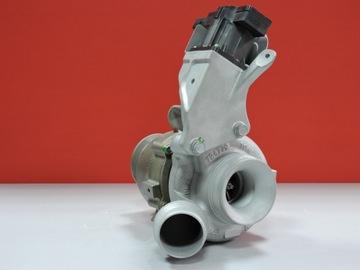 турбина bmw 320d e90/e91/e92/e93 177km - фото