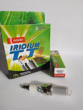 denso iridium twin tip ikh20tt - фото