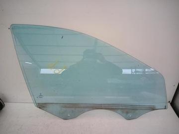 стекло правая перед синяя mercedes c w203 универсал - фото