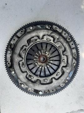 pajero l200 2.5d d56 cцепление c маховиком - фото