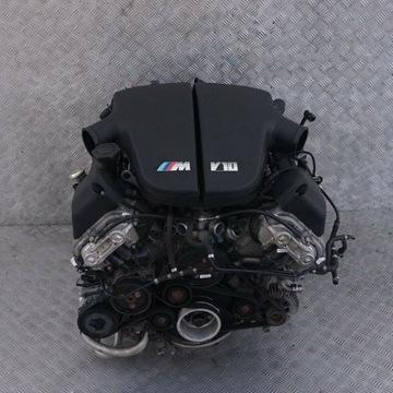 bmw e60 m5 e63 e64 m6 507hp v10 двигатель s85b50a - фото