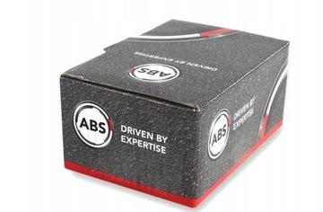 a.b.s колодки тормоза hummer h3 05- зад - фото