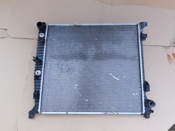 mercedes gl gls gle ml 166 292 amg радиатор воды - фото