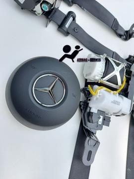 airbag ремонт реставрация подушки ремни шторки безопасности - фото