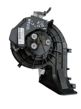 воздуходувка вентиляции вентилятор резистор opel vectra c - фото