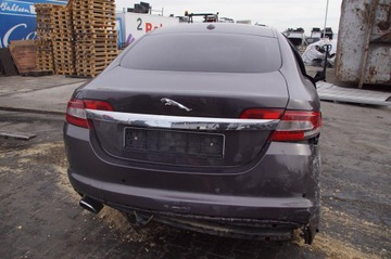 крышка багажника jaguar xf i - фото