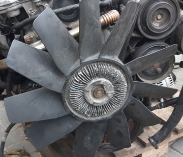 land rover discovery ii вентилятор вискомуфта - фото