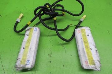 korando подушка airbag сиденье левый правая - фото