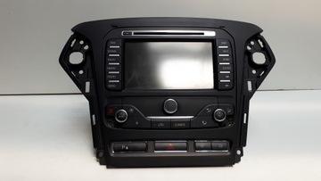 радио mondeo mk4 рестайлинг навигация - фото