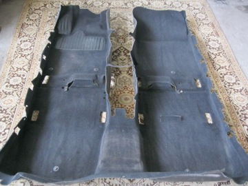 ковролин пол багажника renault latitude - фото
