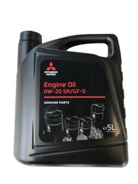 масло silnikowy 0w-20 sn/gf-5 - фото