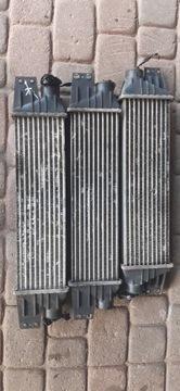 ssangyong rexton 2.7 радиатор интеркуллер - фото