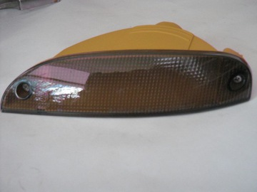 фара поворотов колпак серий левая сторона daewoo matiz - фото