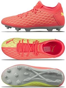 korki puma future 5.4 fg/ag junior ботинки pilkarskie - фото