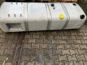 actros mp4 бак топлива 660l + насос топлива - фото
