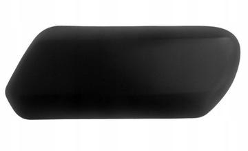 решетка накладка  планка накладки бампера peugeot 307 левая - фото