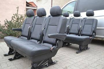 сиденья viano сиденье vito 639 w447 - фото