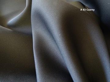 ткань автомобильная обшивка крыши черный - фото