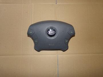 подушка водителя air bag kia opirus 02-07r. - фото