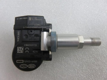 сенсор давления покрышек hyundai kia 52933-4h100 - фото