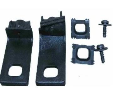 комплект ремонта фары golf iv левая - фото