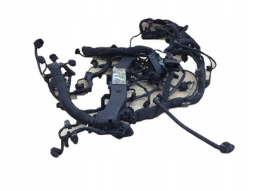 проводка мотора mercedes 2.2 cdi w212 - фото