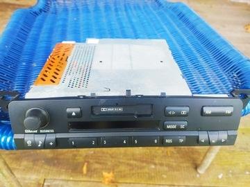 радио philips business bmw e46 серия 3 в очень хорошем состоянии !!! - фото