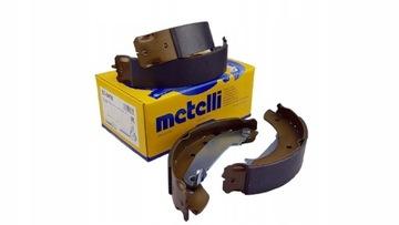 metelli колодки барабанные дисковые тормозное зад polonez lucas - фото