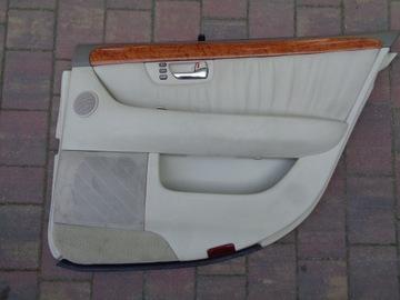 карта двери правый зад lexus ls 430 рестайлинг - фото