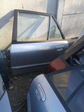 двери левый зад mazda323f bj zdrowe - фото
