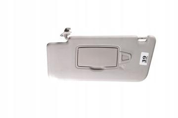 защита протисолнечная левая mercedes ml w166 13r - фото