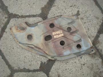 защита нижняя ford renger ii 06-09r. - фото