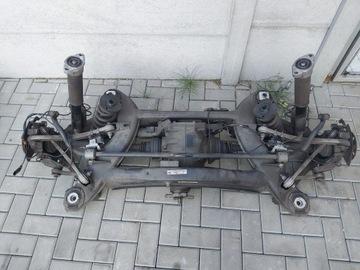 комплектный подвеска зад mercedes w205 63amg - фото