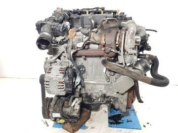 двигатель грузовой berlingo 1.6 hdi 90km 9hx c3 c4 - фото