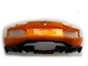 lamborghini aventador задний бампер зад диффузор - фото