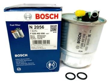 bosch фильтр топлива mercedes w204 w203 f026402056 - фото