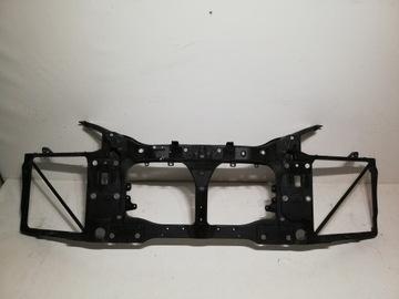 панель передняя усилитель переднее tesla модель с рестайлинг - фото