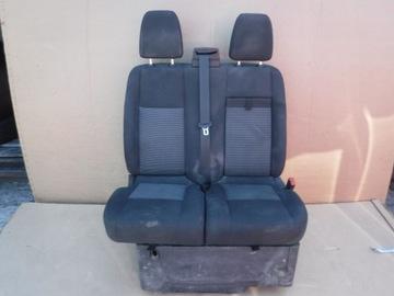 правая сиденье пассажир ford transit mk8 двойка - фото